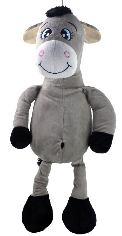 Esel mit Schlenkerbeinen ca 70 cm