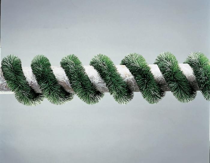 20-m-Grasgirlande grün, Ø ca. 10 cm