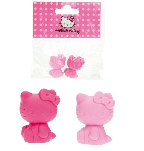 Hello Kitty Classic Radiergummi - ca 3cm