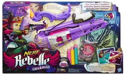 Hasbro Nerf Rebelle Spielzeugblaser
