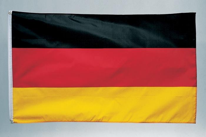Deutschlandfagge ca 150 x 90 cm