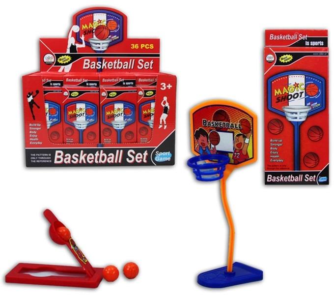 Basketballspiel in Box ca 19x8x2cm