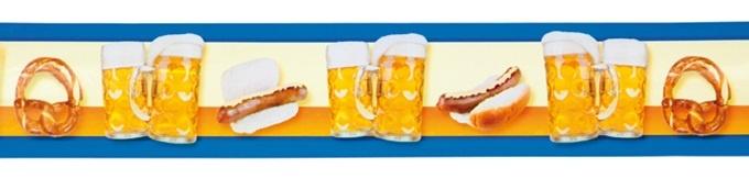 Partyband - Absperrband Bierfest ca 15m