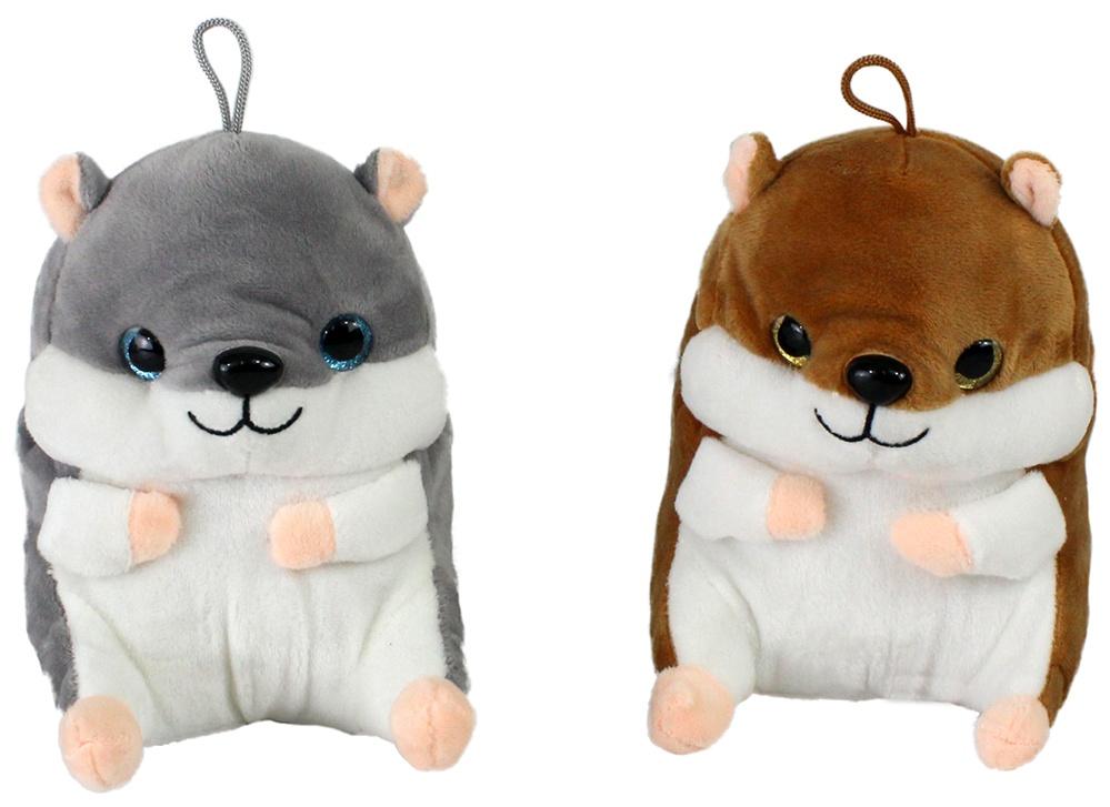 Hamster Softy ca 18cm - 2 farbig sortiert