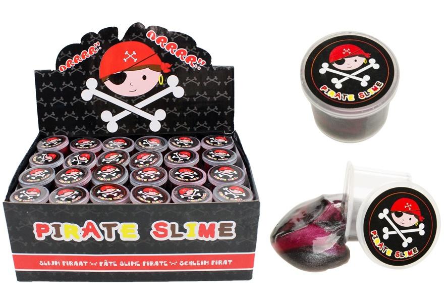 Schleim Pirat ca  4x3 cm - ca 22 ml