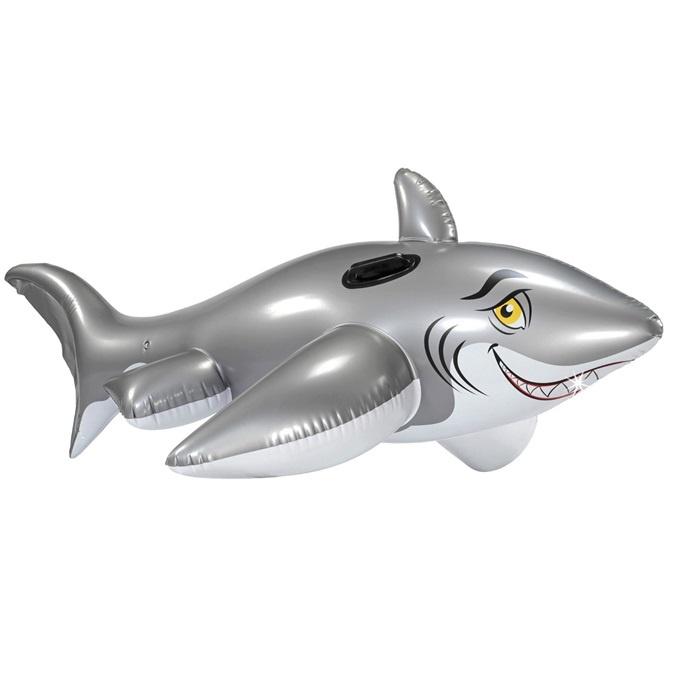 Wehncke Reittier Schwimmtier Hai ca 190 x 90 cm