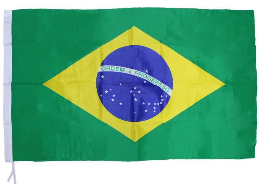 Flagge Fahne Brasilien ca 90x150 cm