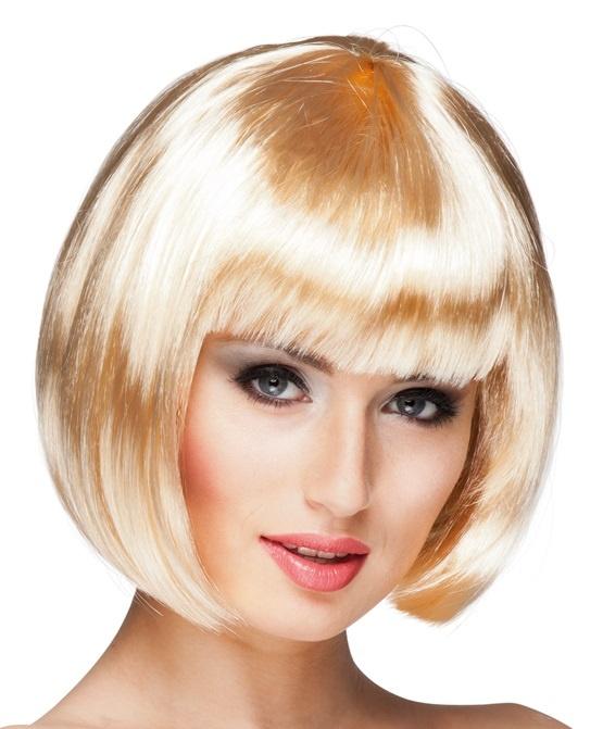Perücke Cabaret blond