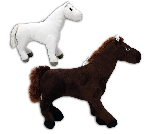 Pferd stehend 2-fach sortiert - ca 36 cm
