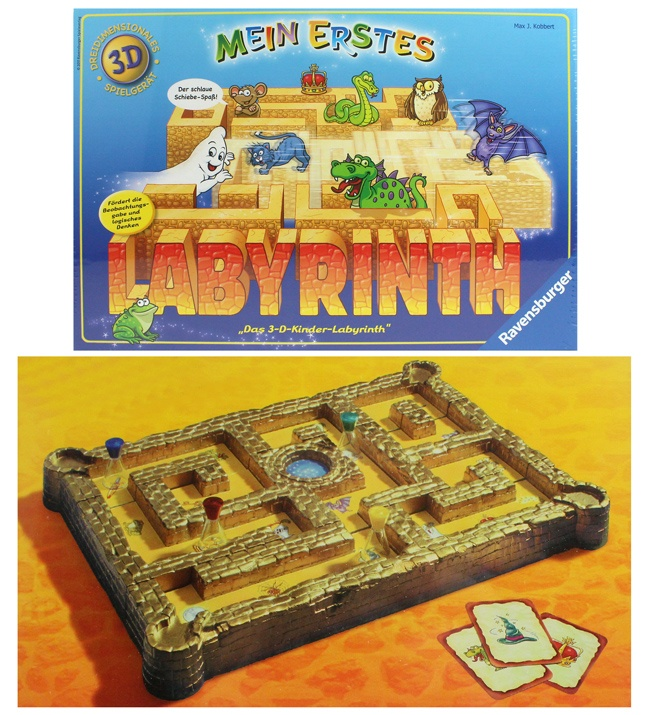 Ravensburger Mein erstes Labyrinth in Box ca 33x23x5,5cm
