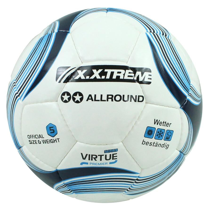 Fußball Virtue PU - 4-lagig - Größe 5