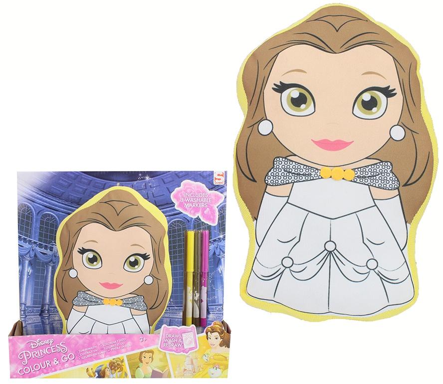 Kissen zum Bemalen Disney Princess  Belle -
