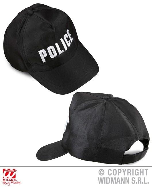 Polizei Cap verstellbar