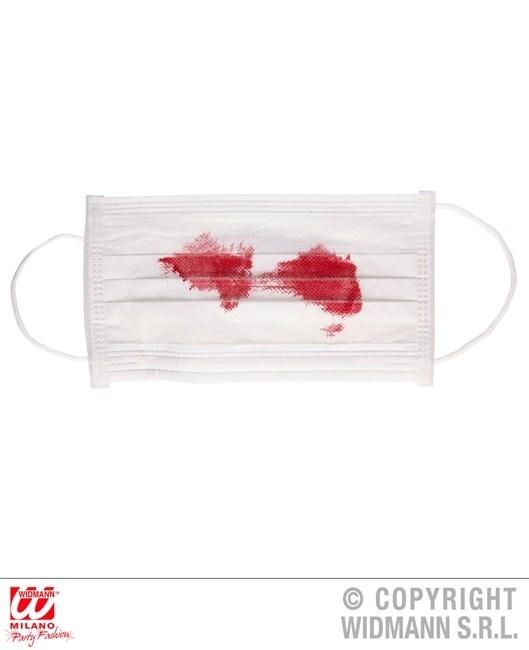 Mundschutz Maske blutig Einheitsgröße