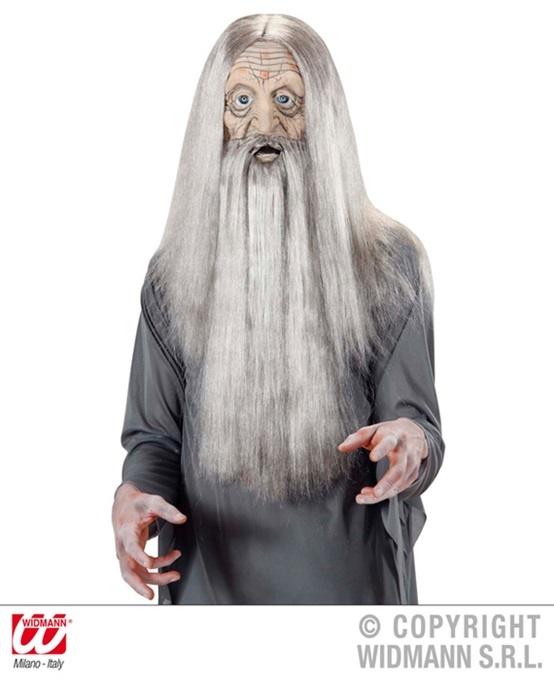 Maske - Tausendjähriger -Latex