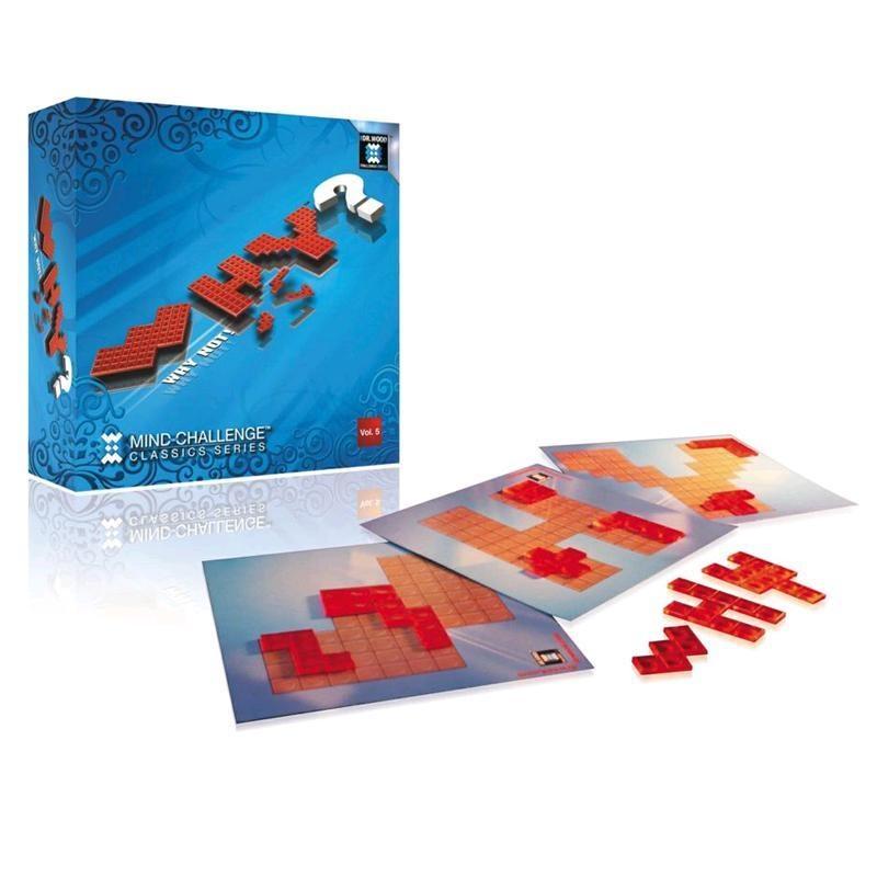Spiel  Rätsel- & Geschicklichkeitsspiel  Why?