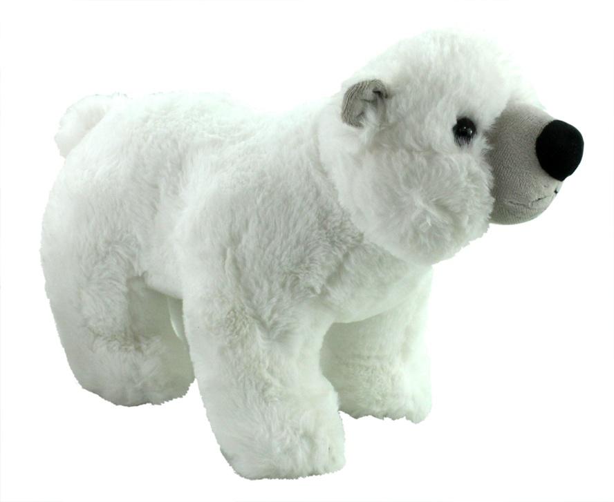 Eisbär ca 43cm lang