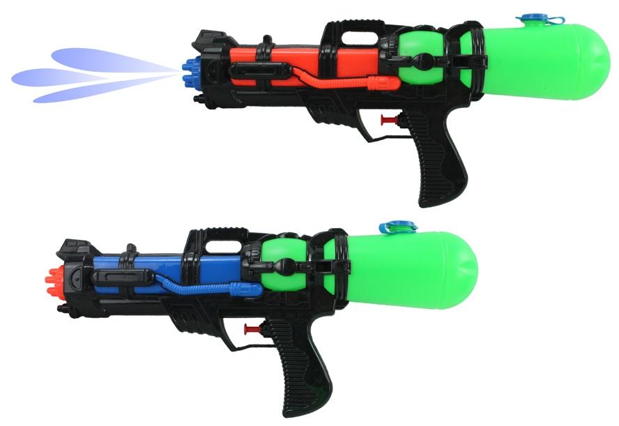 Wassergewehr 2-fach sortiert ca 38 cm