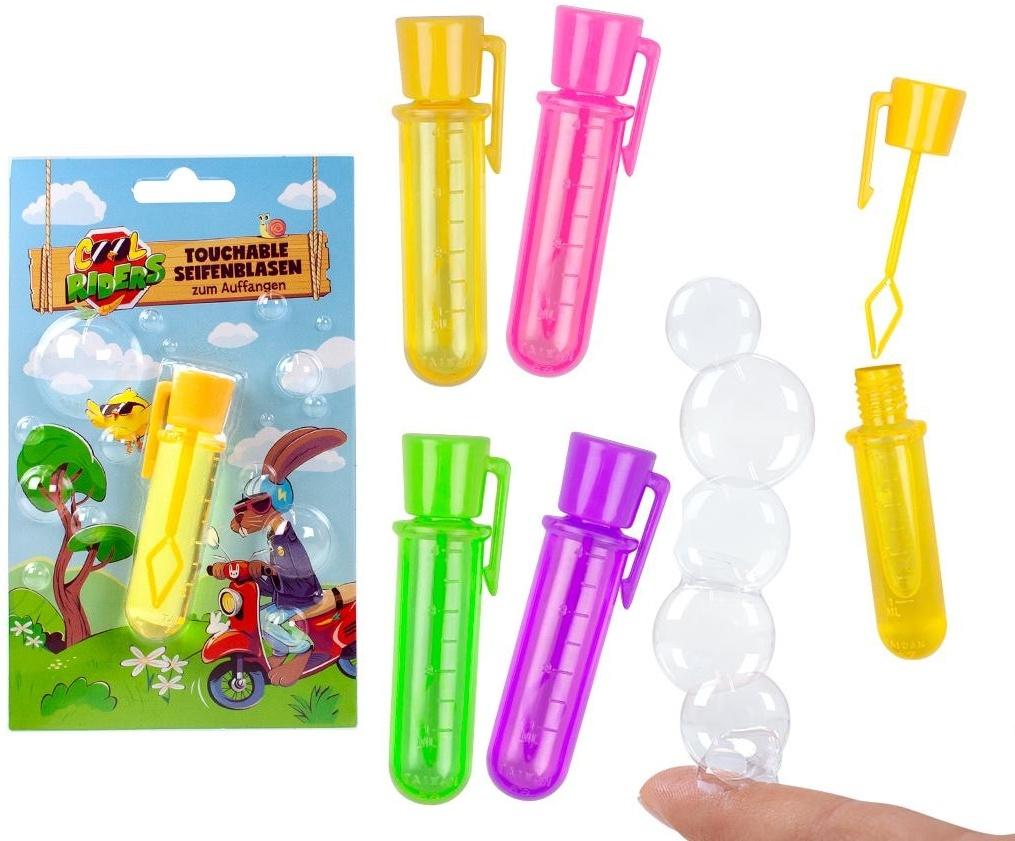 Seifenblasen zum Auffangen COOL RIDERS ca 12ml