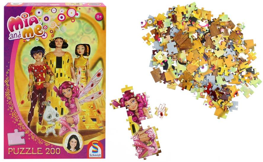 Schmidt Spiele Mia and Me, Herrscher von Centopia Puzzle