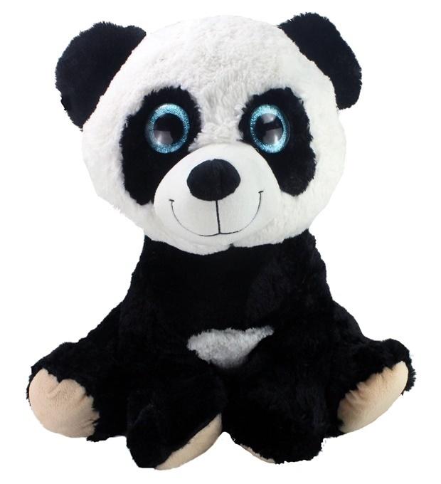 Pandabär sitzend ca 46cm