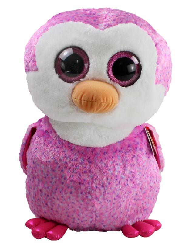 Ty Beanie Boos Glubschis Glider Pinguin ca 42 cm
