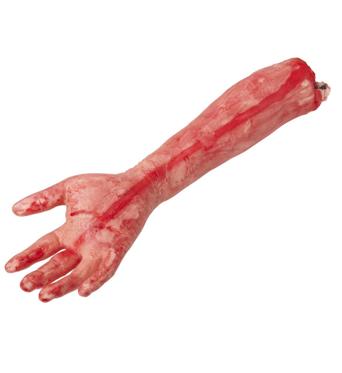 Arm abgehackter Arm in Lebensgröße - ca 47cm