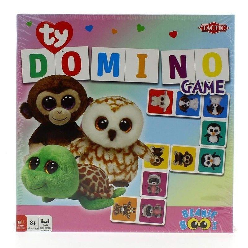Goliath Ty Spiel Domino in Box ca 22x22x5cm