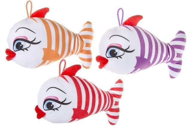 Fisch mit dicken Lippen ca 24 x 16 cm