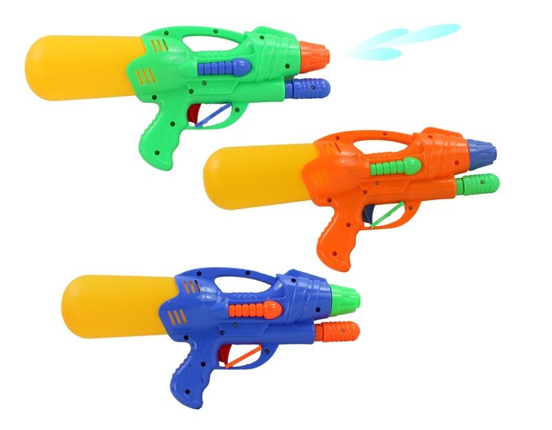 Wasserpistole  3-farbig sortiert - ca 29 cm