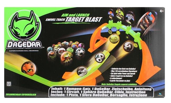 DaGeDar Target Blast Rampe - in Box ca 35,5x20x9cm