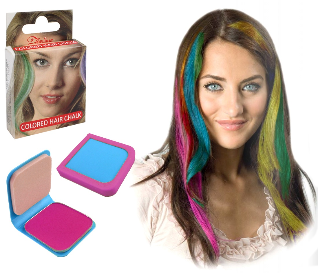 Haarkreide 6g pink