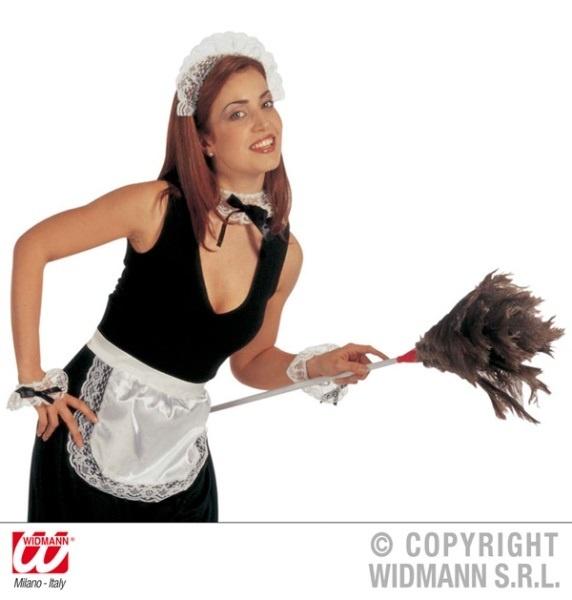 Putzfrau Kostüm Größe M