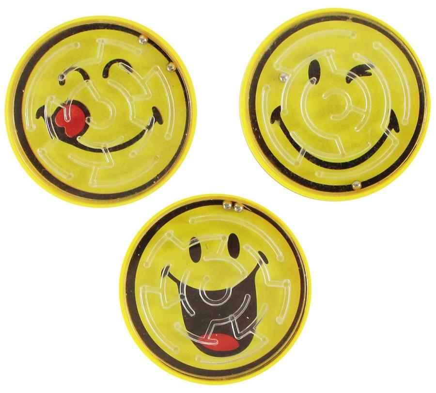Smileyworld Geduldspiel 3-fach sortiert ca 5cm