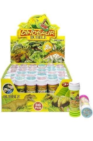 Seifenblasen mit Geduldspiel Dinomotiv - ca 10,5cm