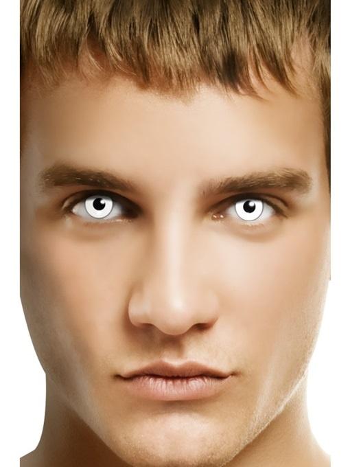 Kontaktlinsen White 1 Tages Linsen