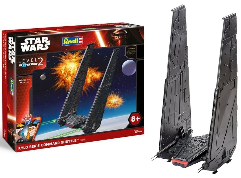 REVELL Star Wars Kylo Rens Command Shuttle