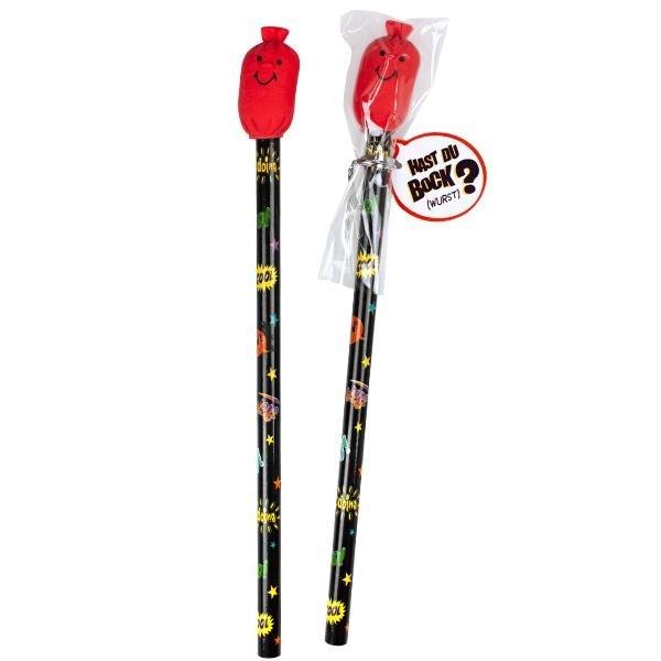 Bleistift mit Radiergummi STREETSTYLER ca 20cm