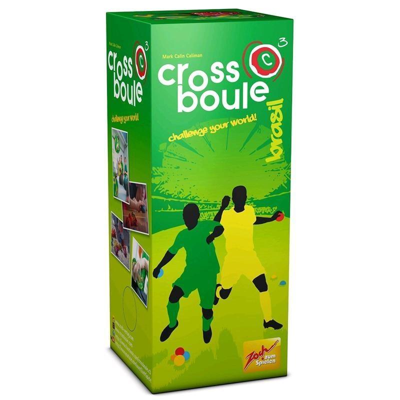 Zoch Crossboule Single Set Brasil in Box ca 20x8x8cm