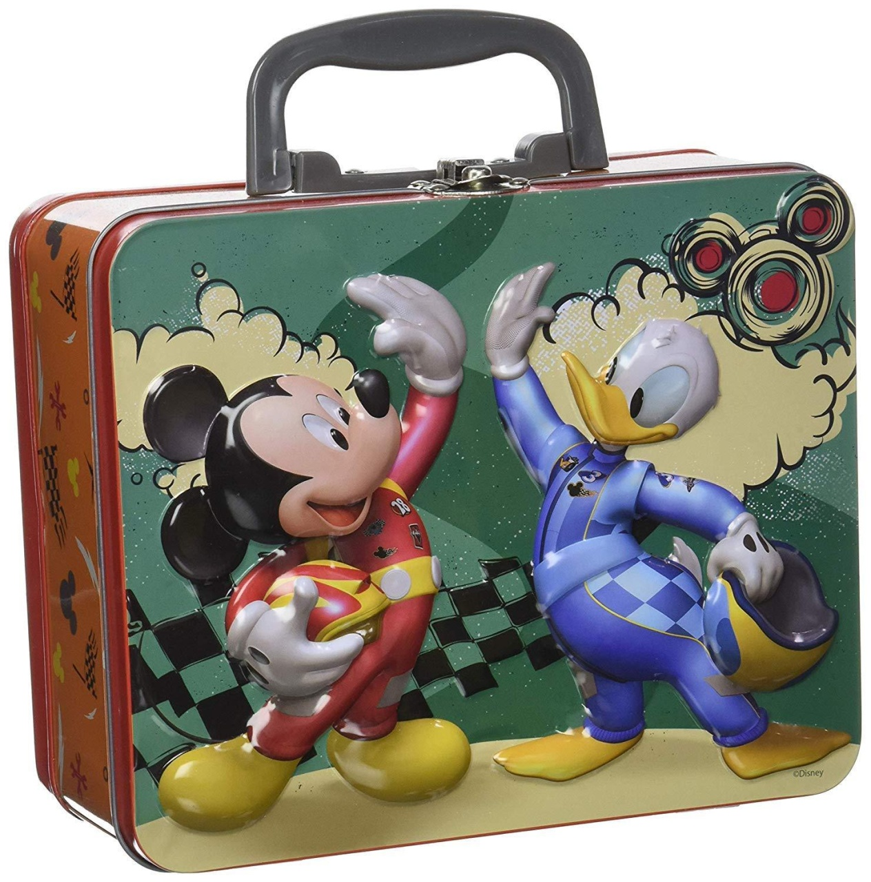 Disney Wackelbild-Puzzle Mickey and the Roadster Racers