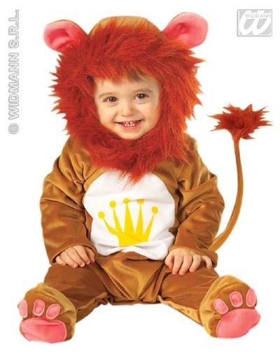 Kostüm - Löwe für Kinder (Körpergröße ca 90cm)