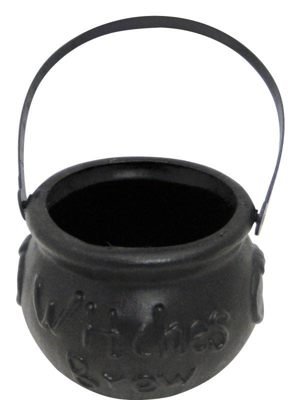 Hexenkessel schwarz ca 13x10cm