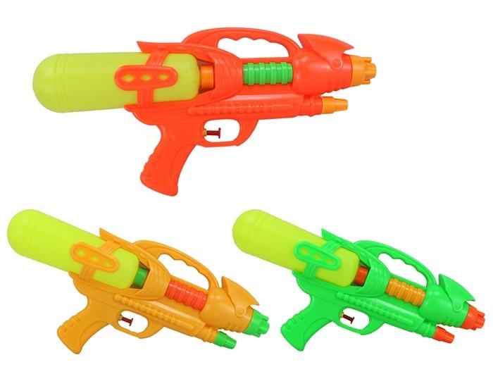 Wasserpistole 3 farbig sortiert  ca 36 cm