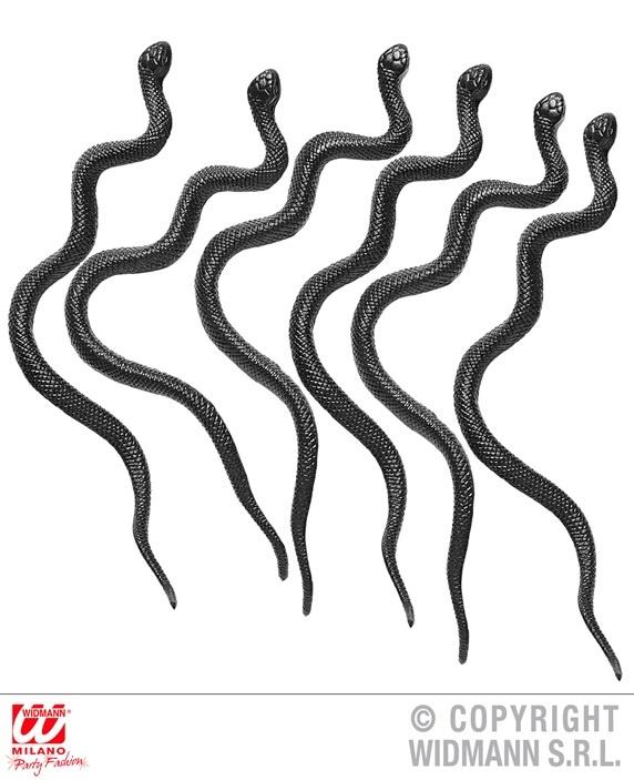 Set 12 Schlangen ca 12,5 cm