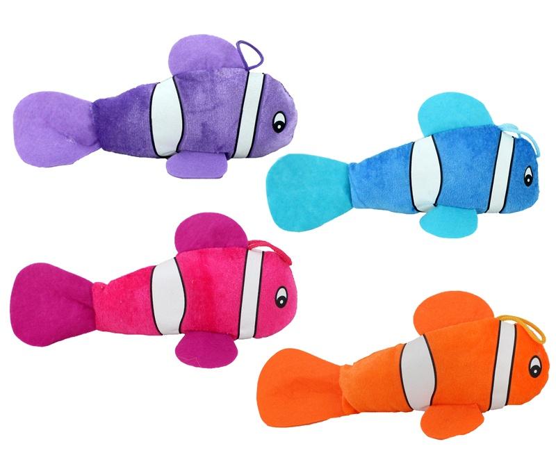 Clownfisch 4-fach sortiert - ca 25cm