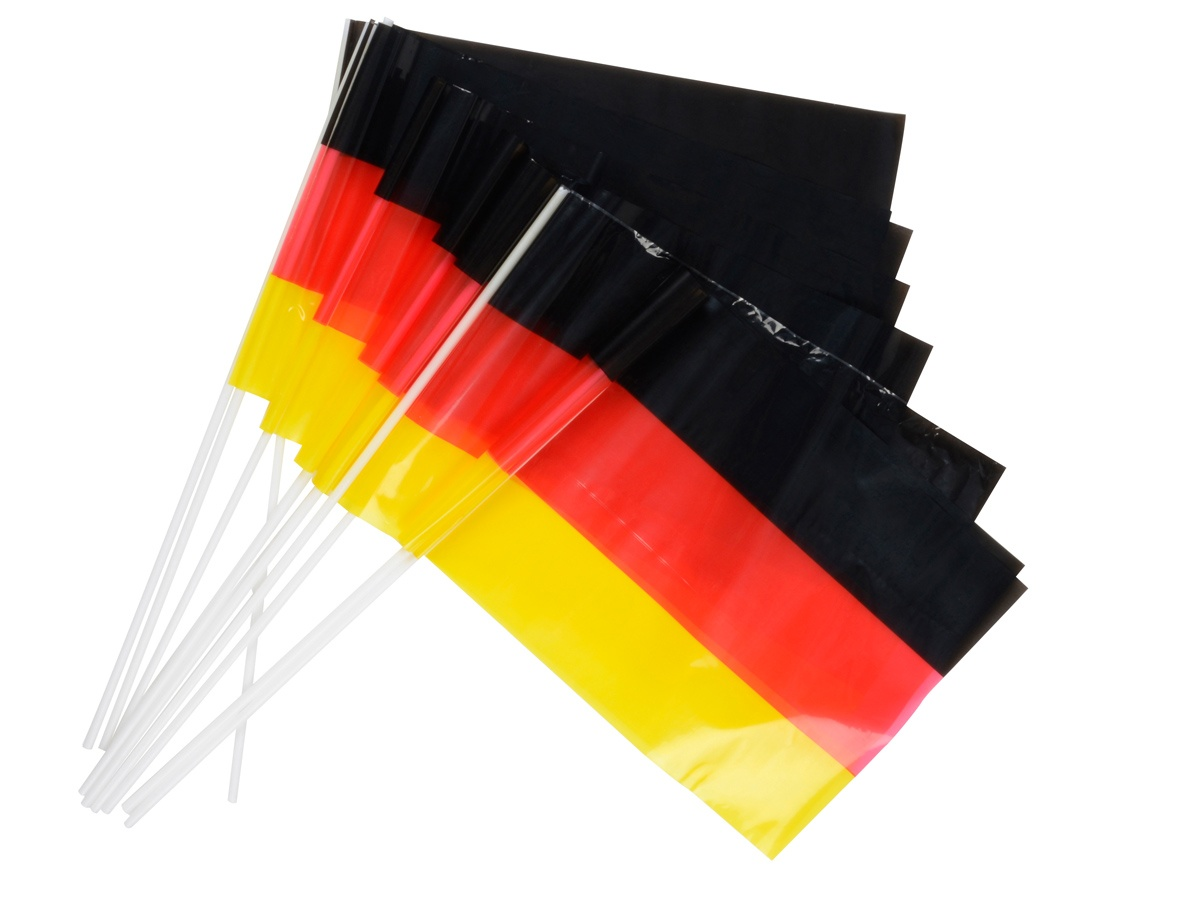Deutschland Fahne ca 28x19,5cm