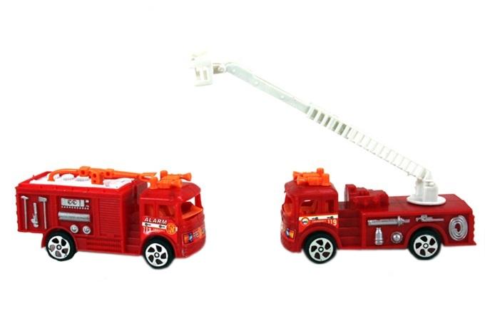 Feuerwehrauto 2-fach sortiert - ca 12cm