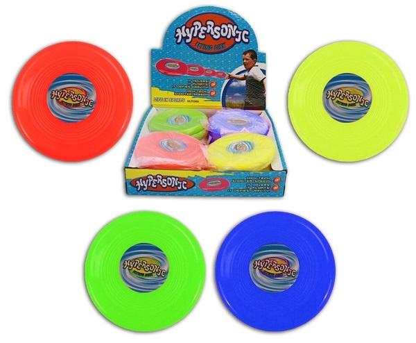 Frisbeescheibe 4-fach sortiert - Durchmesser ca 10 cm