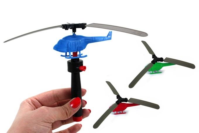 Abschieß Hubschrauber mehrfach sortiert - ca 9cm
