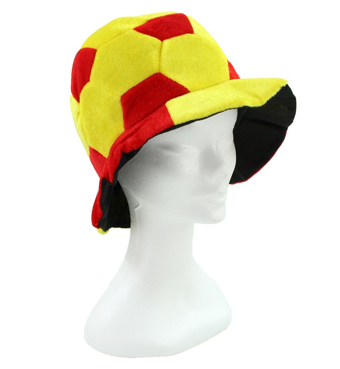 Fan Mütze Spanien Fußballdesign